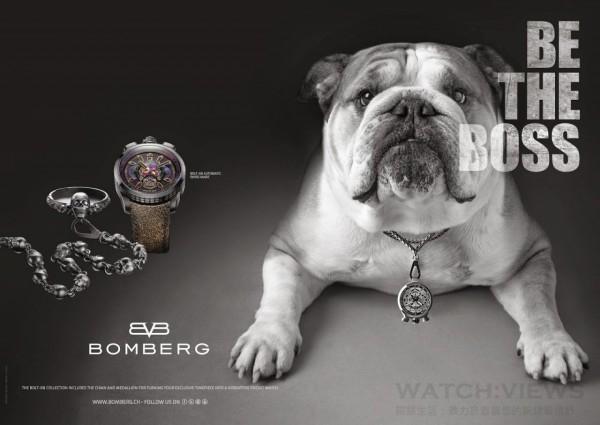 在眾多鐘錶前輩當中,Bomberg 試圖走出已經存在的市場,尋求一片藍海。在創造目前尚未發現的潛在顧客中,讓他們愛上Bomberg