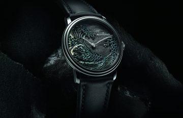 【2016 BASEL巴塞爾錶展報導】Blancpain 「藝術大師」工作室呈現藝術臻品——巨浪工藝腕錶