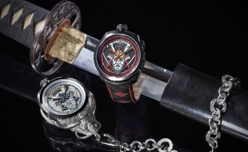 腕錶革命:Bomberg Bolt-68 Samurai 武士系列