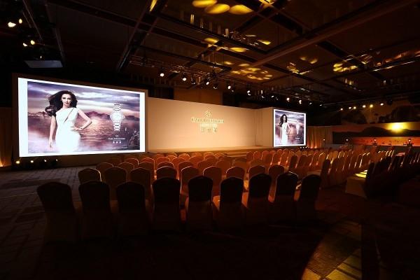 亞洲各地 200 餘家媒體受邀齊聚北京,共同見證國際影星李冰冰成為寶齊萊首位全球品牌形象代言人。