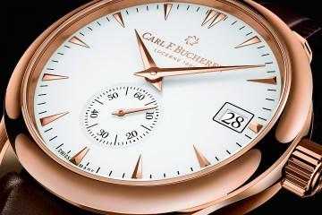 【2016 BASEL巴塞爾錶展報導】裝配全新機芯,綻放典雅風格:寶齊萊馬利龍 Manero Peripheral 腕錶