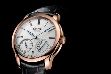François Czapek大師之名重現錶壇 Czapek推出旗下第一個腕錶系列Czapek Quai des Bergues