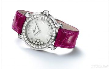 當腕錶遇上滑動鑽石:蕭邦Happy Diamonds腕錶系列的誕生傳奇