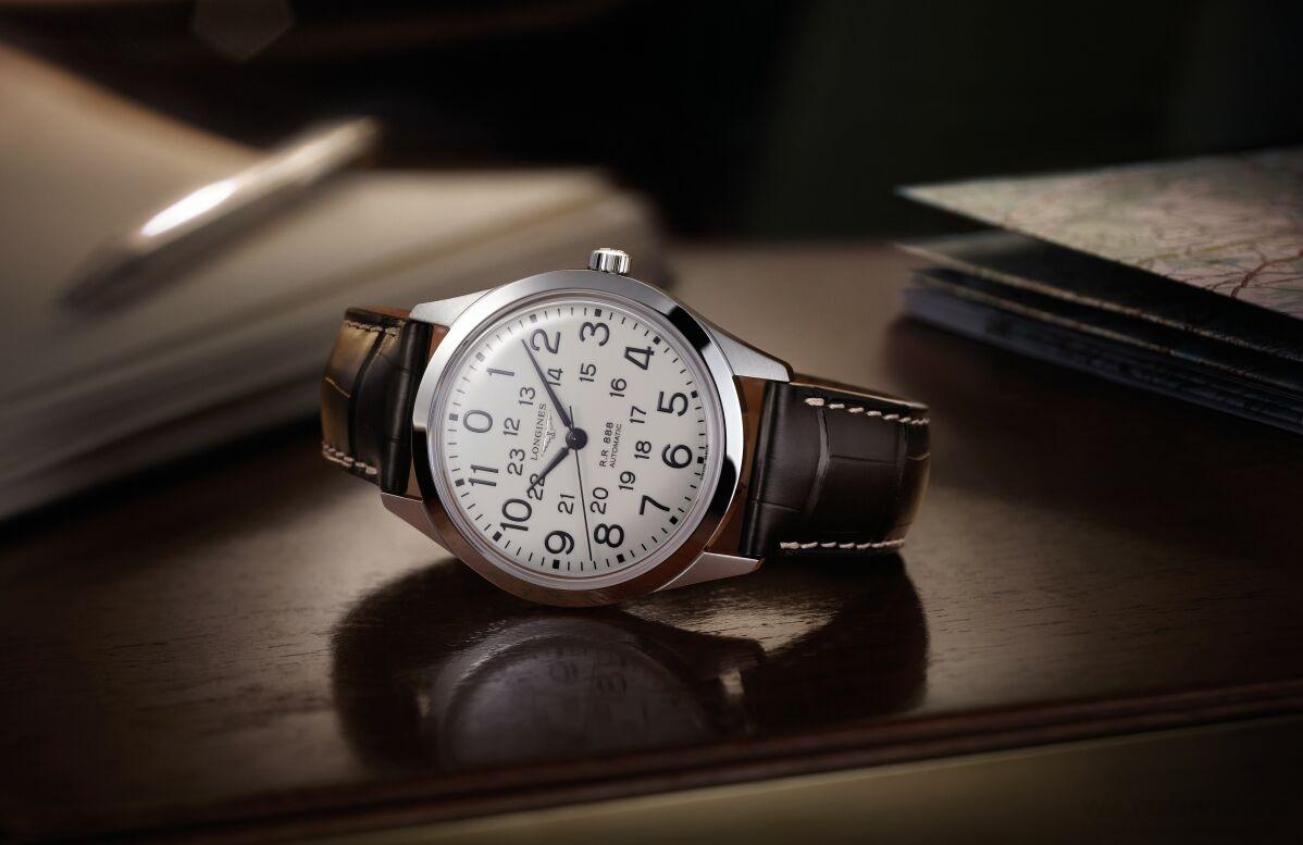 【2016 BASEL巴塞爾錶展報導】浪琴表復刻系列2016新作:鐵路腕錶、1918腕錶與Jockey 1878馬術懷錶