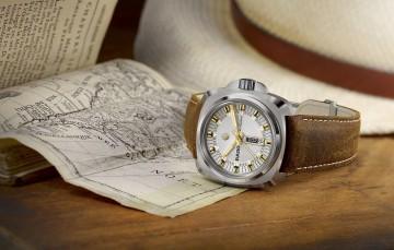 【2016 BASEL巴塞爾錶展報導】以粗曠風格向南美岬角勇敢探索400周年致敬:Rado雷達表全新HyperChrome皓星系列1616腕錶