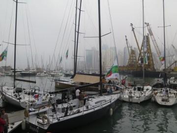 勞力士中國海帆船賽 今午啟帆飆速