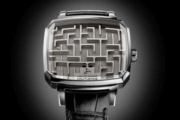 【2016 BASEL巴塞爾錶展報導】沉溺於時間的遊戲:Hautlence Playground Labyrinth迷宮遊戲腕錶