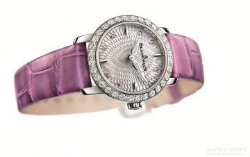 【2016 Basel巴塞爾展前報導】Blancpain歡慶Ladybird系列60週年,推出Ladybird限量腕錶