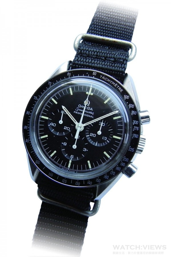 Omega的peedmaster曾經伴隨太空人完成登月任務,最具傳奇與話題性,成為錶迷爭相收藏的對象。