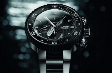 【2016 BASEL巴賽爾錶展報導】終極潛水腕錶復出:Oris ProDiver計時碼錶創新強勢回歸