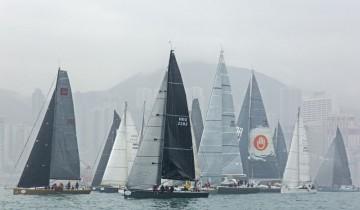 勞力士中國海帆船賽 Black Baza號勇奪總冠軍