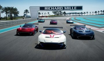 Richard Mille與Aston Martin阿斯頓·馬丁宣佈建立夥伴與賽車合作關係