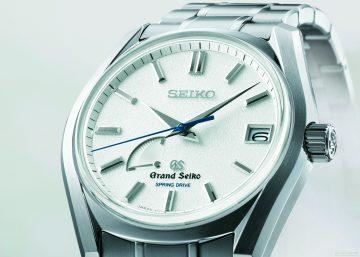 經典靈魂再現──Grand Seiko 55周年62GS系列腕錶