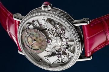 【2016 BASEL巴塞爾錶展報導】寶璣Tradition Dame 7038女裝腕錶