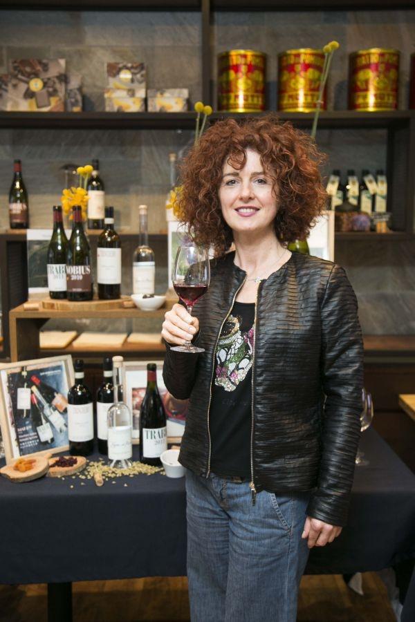 Trinchero酒莊代表Monica Reissent。