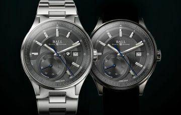 當終極德國工程遇上堅固瑞士精準時計,BALL Watch以非凡時計BALL for BMW Power Reserve Chronometer向BMW卓越工程致敬