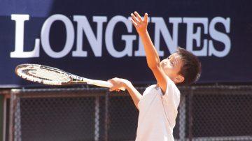 踏入前往法網的夢想──浪琴表2016決戰法網  明日之星選拔賽開跑