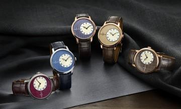 江詩丹頓全新Métiers d'Art Elégance Sartoriale 男裝時計系列詮釋經典風尚
