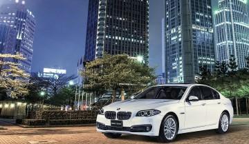 坐擁與眾不同:全新BMW 528i Pure Luxury演繹傳奇魅力