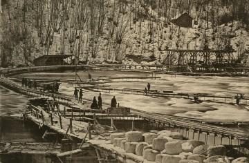 亨利.慕時工程成就:H. MOSER & CIE.歡慶瑞士萊茵河畔液壓機械式水壩建造150週年
