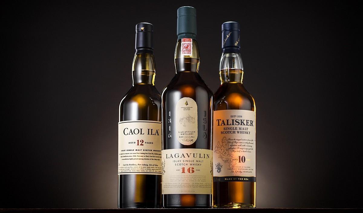 選自蘇格蘭海島區的傳承工法,揭示正統煙燻泥煤瓊液:Best of the Isles帝亞吉歐 海島之最單一麥芽威士忌系列