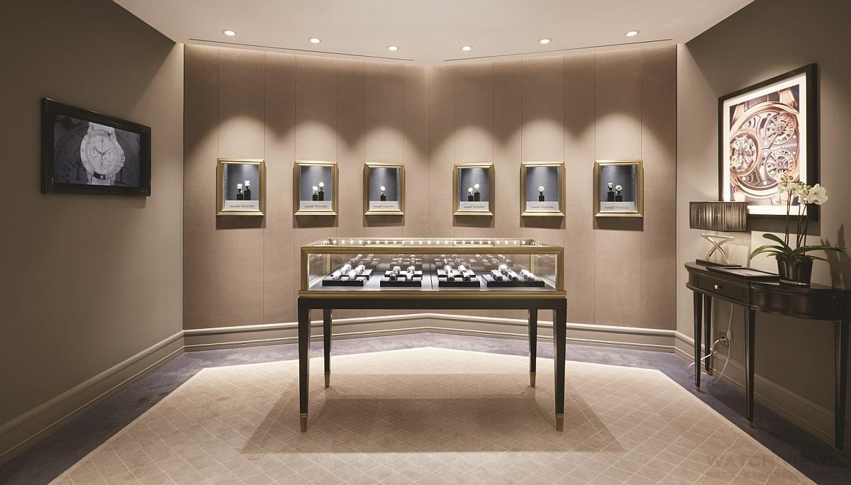 「鑽石之王」海瑞溫斯頓首間德國品牌專門店於杜塞道夫隆重開幕