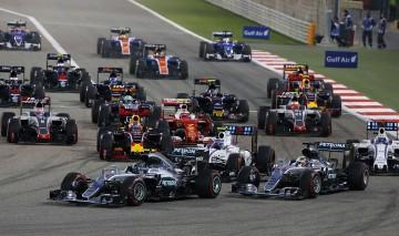 跨季五連勝 Nico Rosberg銳不可擋,MERCEDES AMG PETRONAS F1巴林站再度稱霸