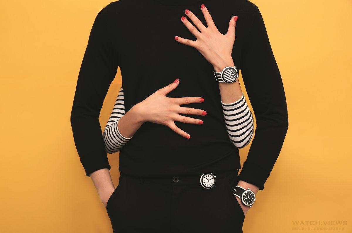 一起POP吧!Swatch全新系列腕錶