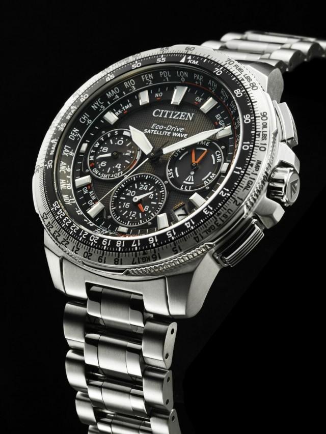 CITIZEN針對PROMASTER錶款的錶殼採用結合獨有的鈦金屬處理工藝和表面硬化技術(Duratect)研發出獨特材質超級鈦材質。Duratect MRK氣體硬化技術可進一步提高材料的表面硬度,使其成為專業腕錶的高端材質的理想之選。
