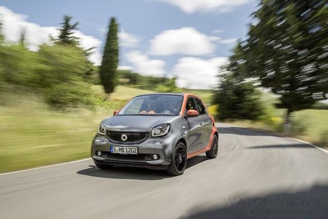 本月推出「日付188專案」與「低頭款專案」等多元購車優惠方案,輕鬆入主最佳進口都會車款smart forfour與fortwo。