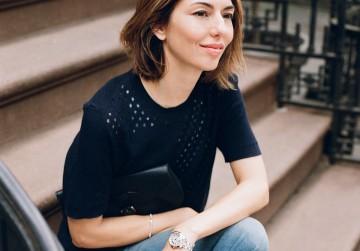 卡地亞「品牌摯友」國際名導演Sofia Coppola 演繹Clé de Cartier腕錶引領時尚潮流