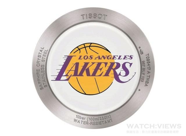 TISSOT Quickster NBA logo