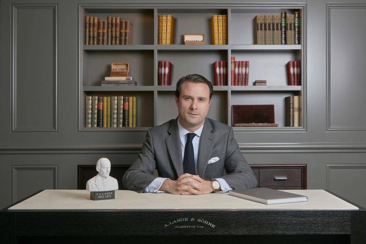 德製腕錶與亞洲人情──A. Lange & Söhne亞太區董事總經理專訪