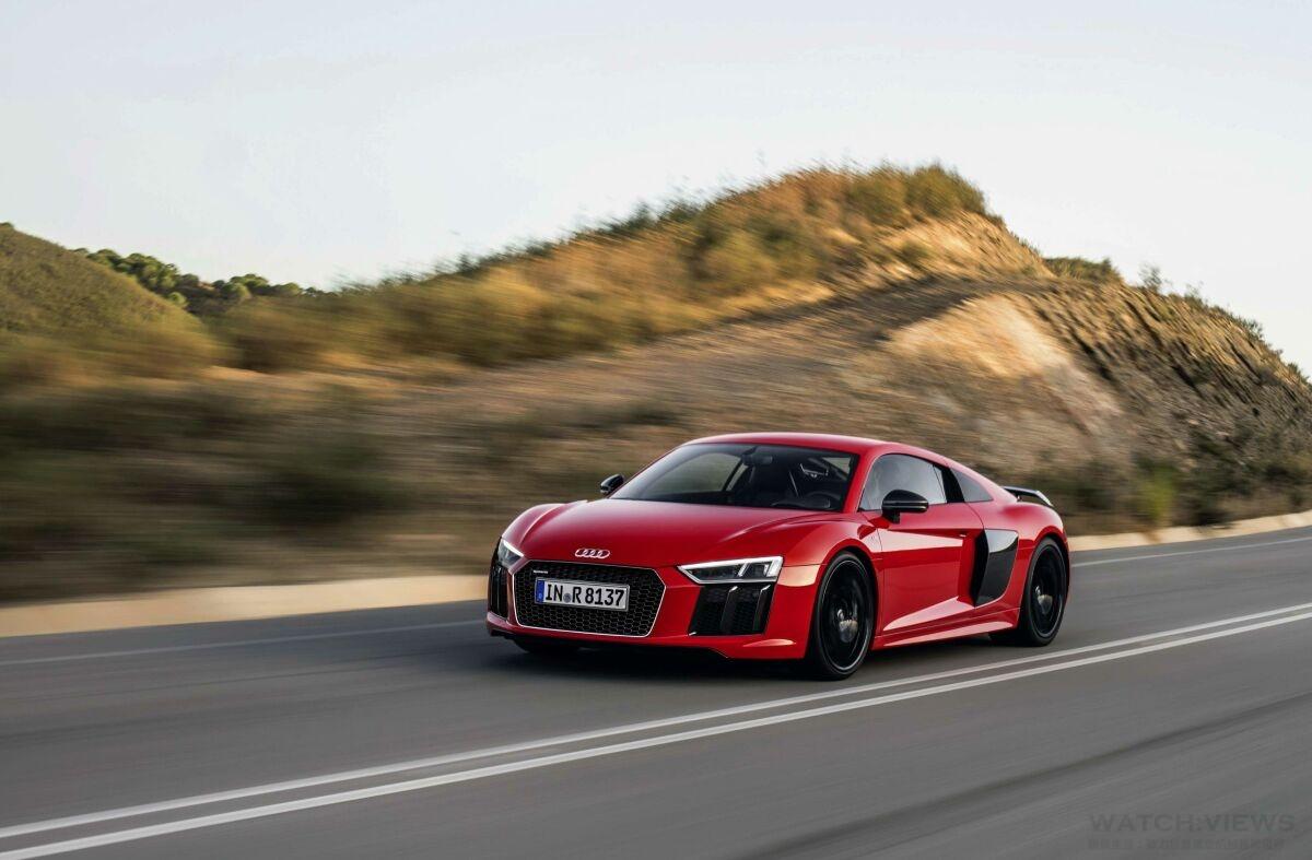 源自賽道,為速度而生; Audi超跑旗艦鉅作──全新R8跨越性能之巔,橫空降臨