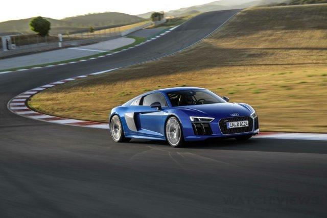 全新Audi R8是一部源自賽道,專為競技而生的終極速度機器。
