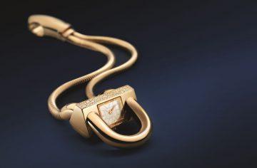 低調讀時,高貴品味──Van Cleef & Arpels Cadenas系列腕錶