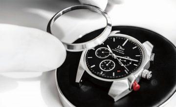專業時計引領時尚:Dior Chiffre Rouge