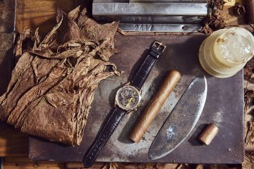 真力時推出El Primero Chronomaster 1969 Cohiba Edition紀念版腕錶,慶祝古巴傳奇COHIBA誕生50週年