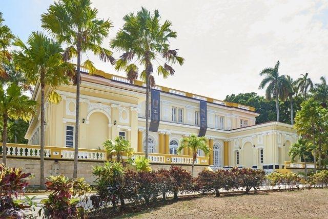 位於古巴哈瓦那郊區Cubanacán的一座1920年代迷人建築「El Laguito」,是創造古巴傳奇品牌的神祕基地。