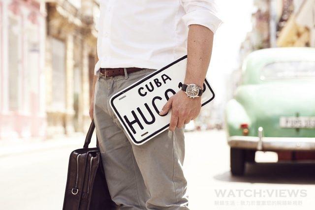 真力時慶賀古巴傳奇品牌Cohiba 50週年,並於這個保有原創氣息的美麗國度正式推出限量紀念腕錶。