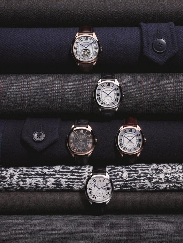 唯有經過時間的淬鍊方能成就經典,而在此之前則更需要大膽的創新,才能夠創造來日的經典。今年卡地亞在SIHH 錶展中推出全新Drive de Cartier 系列,再次展現了品牌敢於創新的魄力。