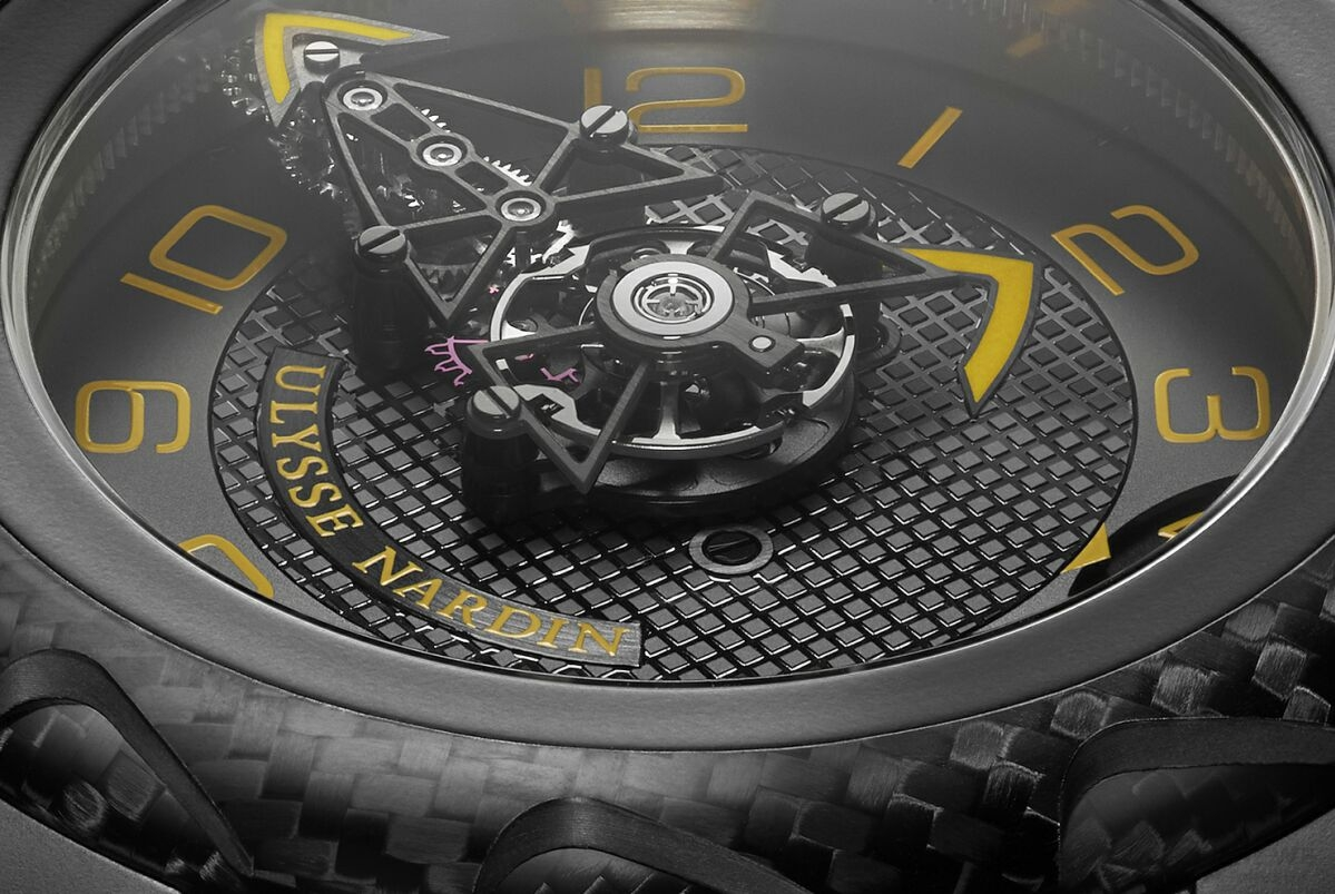 雅典錶擔任Artemis帆船隊美洲杯帆船賽合作夥伴,推出FreakWing陀飛輪錶