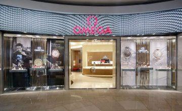 尊榮的賞錶空間──Omega台北101旗艦店隆重開幕