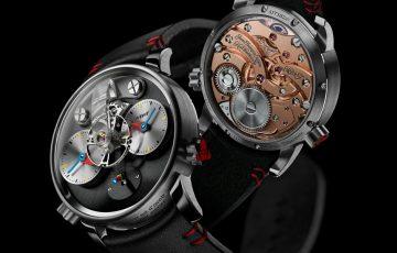 以嚴謹的態度製錶,認真的態度玩樂:MB&F LM1 Silberstein