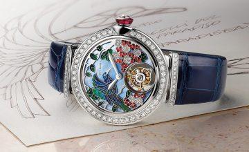 繽紛新色翻玩光影:LVCEA以閃耀色彩、嶄新面貌演繹經典高級珠寶腕錶