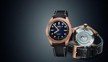 【傑作對比】強韌 X 風格:青銅腕錶