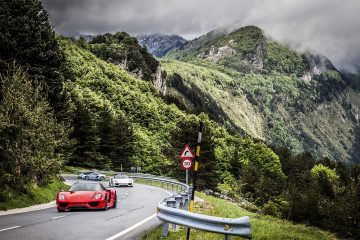 Roger Dubuis羅杰杜彼與「Run to Monaco」超跑拉力賽聯手創造激情體驗