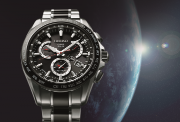 承襲的力量──Seiko Astron 8X系列腕錶