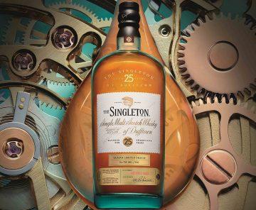 探索超越光陰的珍稀之作:蘇格登 25年單一麥芽威士忌限量尊榮上市
