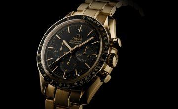 《金錢怪獸》:喬治克隆尼佩戴Omega超霸腕錶